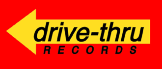 Drive-Thru Records - Image: Drive Thru Records logo
