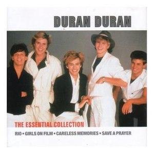 The Essential Collection (Duran Duran) - Image: Duran Duran Essential