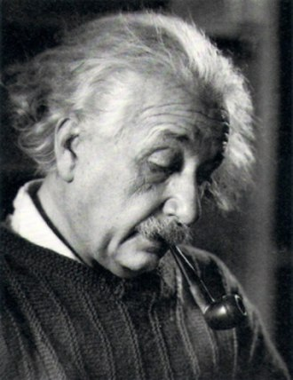 Roman Vishniac - 1942 portrait of Albert Einstein by Roman Vishniac. This is one of the best-known examples of his 1940's portraiture work. Taken in Princeton, NJ.