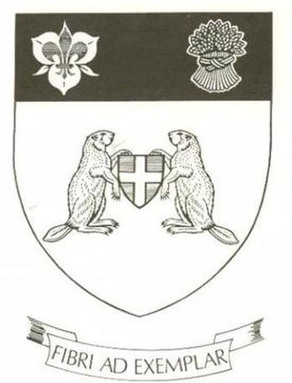Embrun, Ontario - Image: Embrun, Ontario Coat of Arms