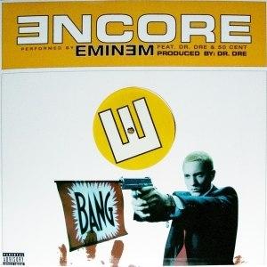 Encore (Eminem song) - Image: Encore Curtains Down (Emeniem Feat. Dr Dre and 50 Cent) coverart