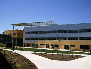 Cal Poly San Luis Obispo College of Engineering - The Engineering IV Building