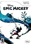 Disney Epic Mickey, courtesy Wikimedia