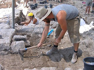 Tel Dor - Excavations at Tel Dor