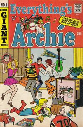 Everything's Archie - Image: Everythings Archie 1