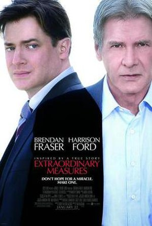 Extraordinary Measures - Theatrical release poster