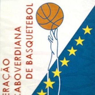 Cape Verde national basketball team - Image: FCBB CPV B Ball