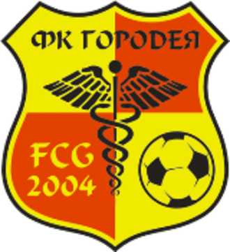 FC Gorodeya - Image: FC Gorodeya