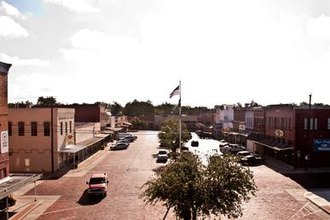 Farmersville, Texas - Farmersville Commercial District
