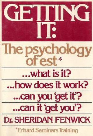 Getting It: The Psychology of est - Book cover, 1976 ed.