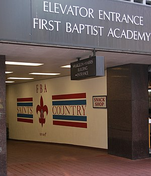 First Baptist Academy of Dallas - First Baptist Academy of Dallas