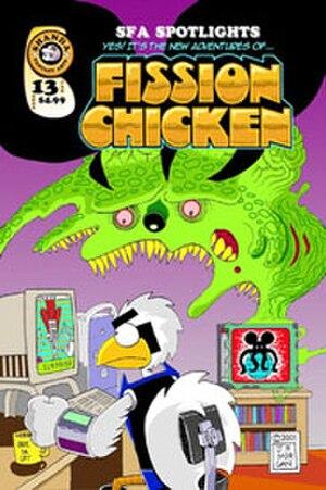 Fission Chicken - Image: Fis Chic