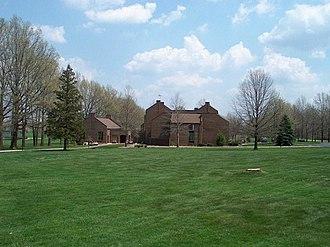 Gilmour Academy - Murphy Residence Hall.