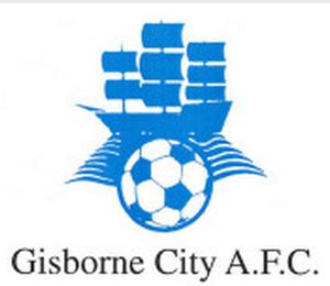 Gisborne City AFC - Image: Gisborne city afc logo