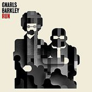 Run (I'm a Natural Disaster) - Image: Gnarls Barkley run single