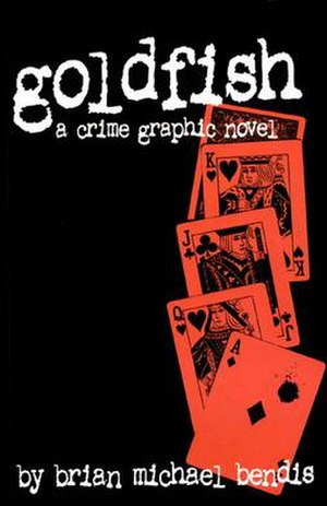 A.K.A. Goldfish - Cover of the Image Comics paperback
