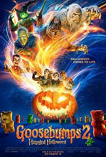 Halloween Of Halloween.Goosebumps 2 Haunted Halloween Wikipedia
