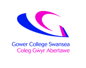 Gower College Swansea - Image: Gower College Swansea Logo