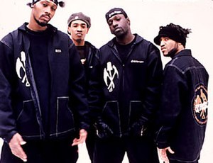 Horrorcore - Horrorcore group Gravediggaz