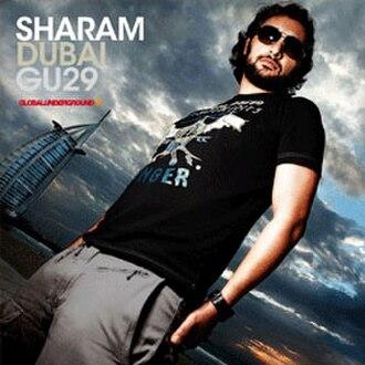 Global Underground 029: Dubai - Image: Gu 029