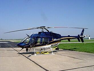 Bell 407 - Kansas Highway Patrol Bell 407
