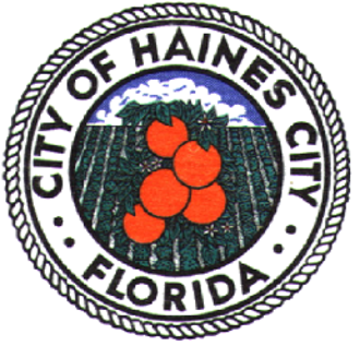 Haines City, Florida - The former seal of Haines City.
