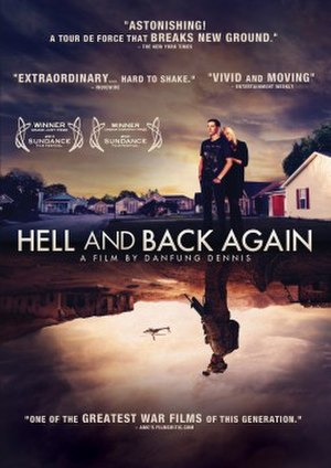 Hell and Back Again - Promotional poster