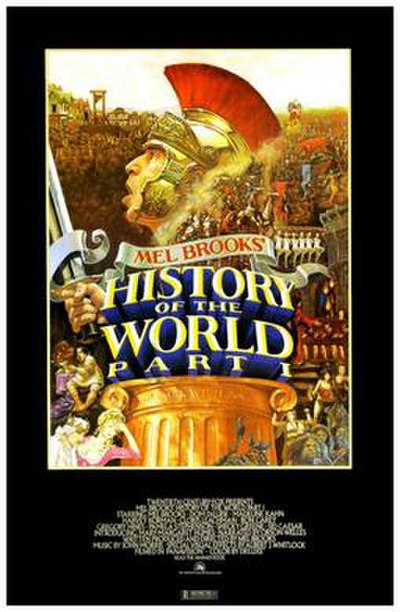 Picture of a movie: History Of The World: Part I