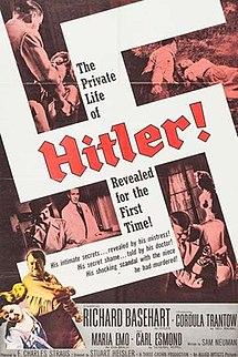 <i>Hitler</i> (1962 film) 1962 film by Stuart Heisler