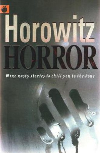 Horowitz Horror - Horowitz Horror front cover, British first edition.