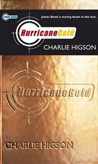 Hurricane Gold - First edition UK hardcover