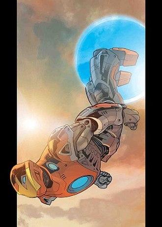 Iron Man (Ultimate Marvel character) - Image: Iron Man (Ultimate Marvel character)