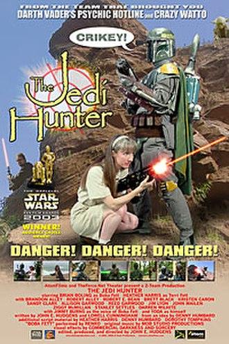 The Jedi Hunter - Image: JH Poster Small
