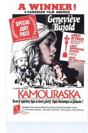 Kamouraska (film) - Film poster