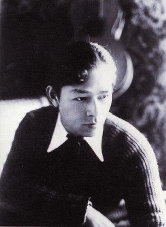 Katsuji Matsumoto - Katsuji Matsumoto in an undated photograph