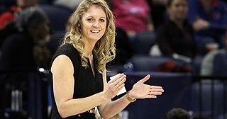 Kellie Harper American basketball player-coach