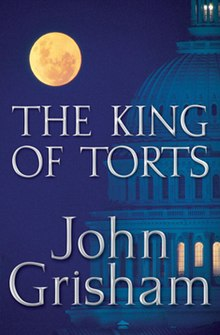 King of Torts by John Grisham cover.jpg