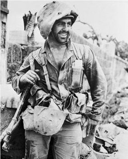 Harry Kizirian Soldier in the United States Marine Corps