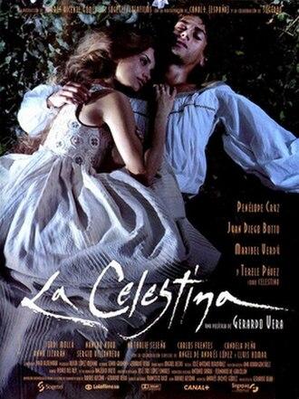 La Celestina (1996 film) - Theatrical release poster