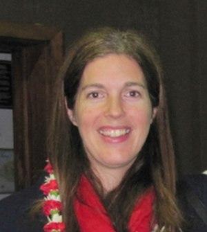 Leslie B. Vosshall - Leslie Vosshall in 2010