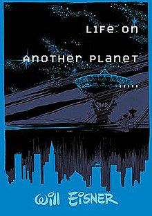 Life On Another Planet cover 2009.jpg