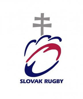 Slovakia national rugby union team - Image: Logo Slovak Rugby 3