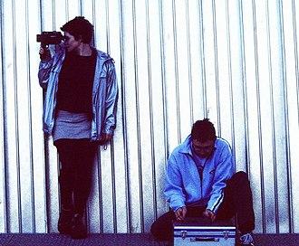 Looper (band) - 1999 press photo of Looper