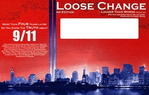 Loose Change - Flyer for a screening of the film
