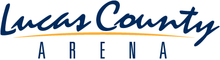 logo for Lucas County Arena (former name)