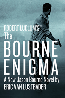 Lustbader - The Bourne Enigma coverart.png