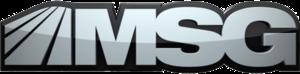 MSG (TV network) - Image: MSG Network logo