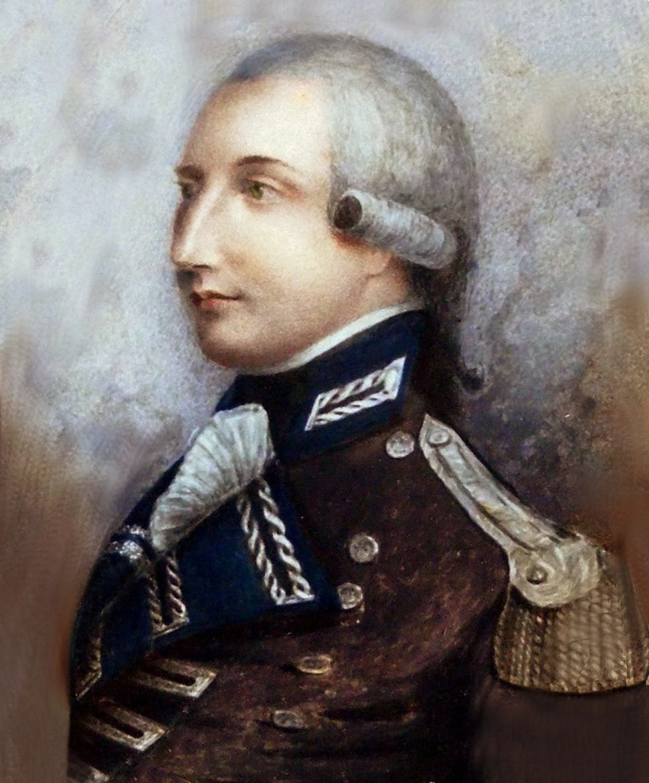 Major General John Tupper