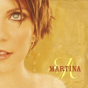 Martina (album) - Image: Martinaalbum