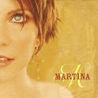 Martina (album) - Image: Martinaalbum
